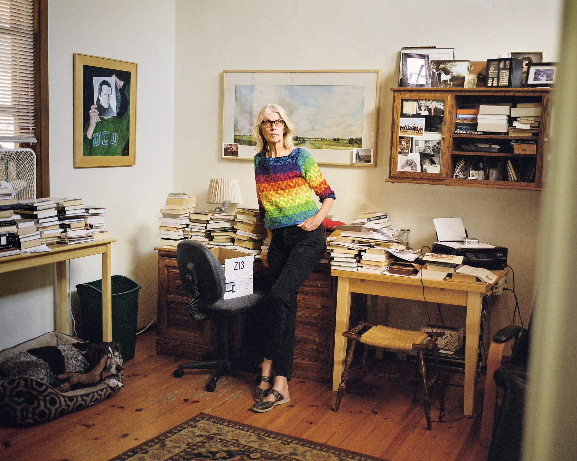 Writer's Room: Jane Smiley - The New York Times