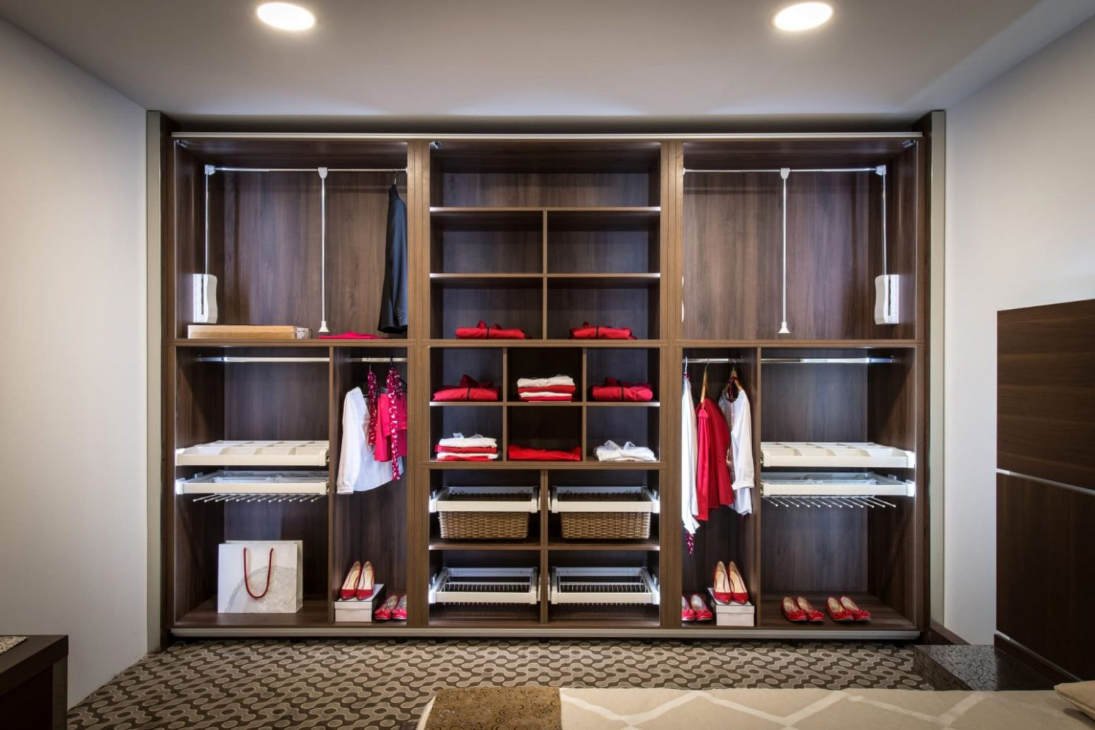 Your Closet Design Says a Lot about You: These Custom Closet Ideas ...