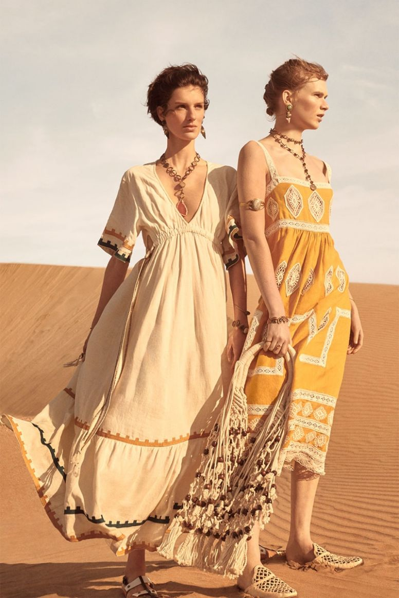 Zara Collection Spring 9 Campaign | Fashion Gone Rogue - spring dress zara