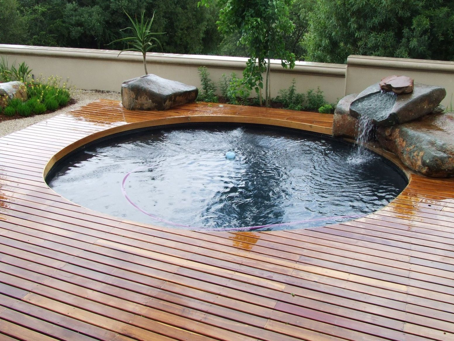zen Pool, Fancy Small Swimming Pool Designs For Small Space ...