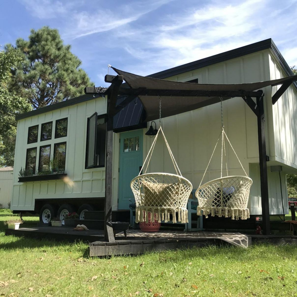 Zionsville Father and Daughter Featured on Tiny House Nation ...