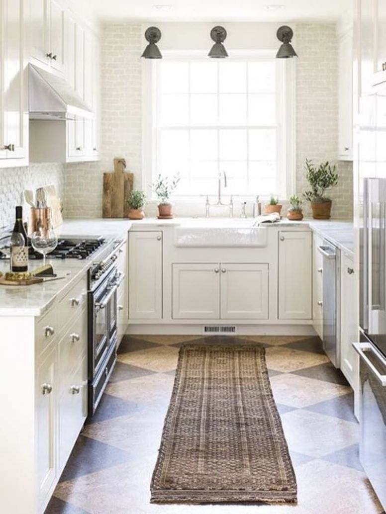 10 Beautiful Rooms with Cork Floors | Best flooring for kitchen ..
