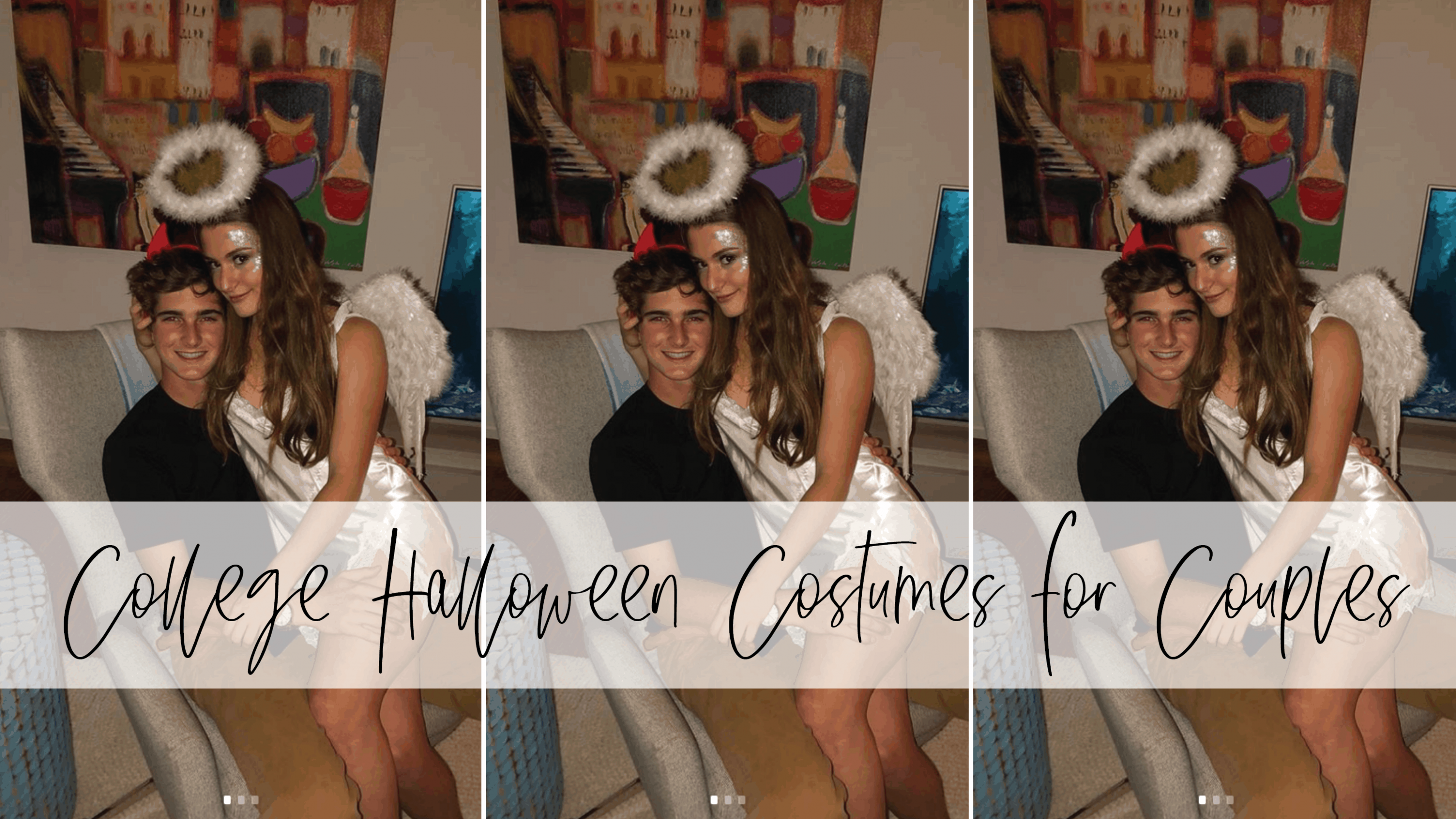 10 Best College Costume Ideas for Couples - By Sophia Lee