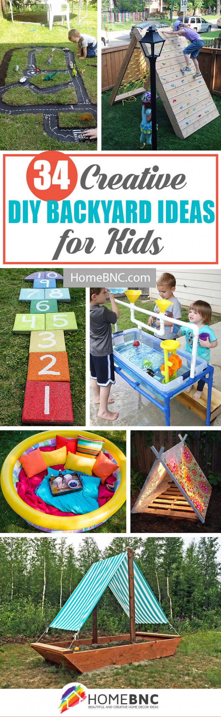 10 Best DIY Backyard Ideas and Designs for Kids in 10 - backyard ideas for kids