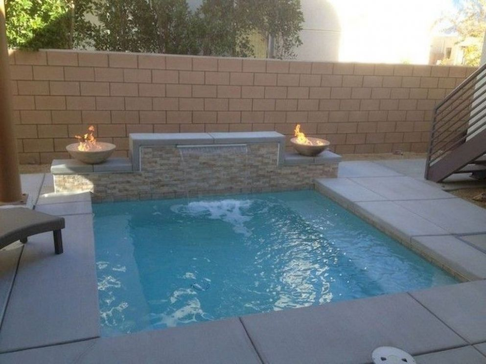 10 Cheap Small Pool Ideas For Backyard | Small pools, Backyard ...