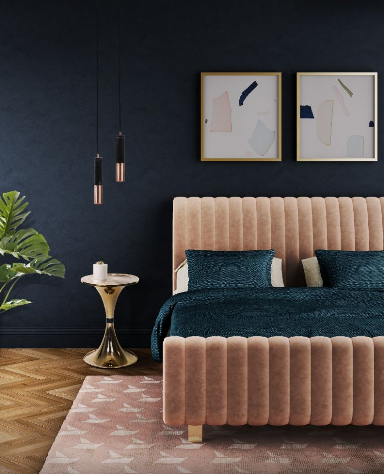 10 Cozy Bedroom Ideas that Guess Next Year's Color Trends