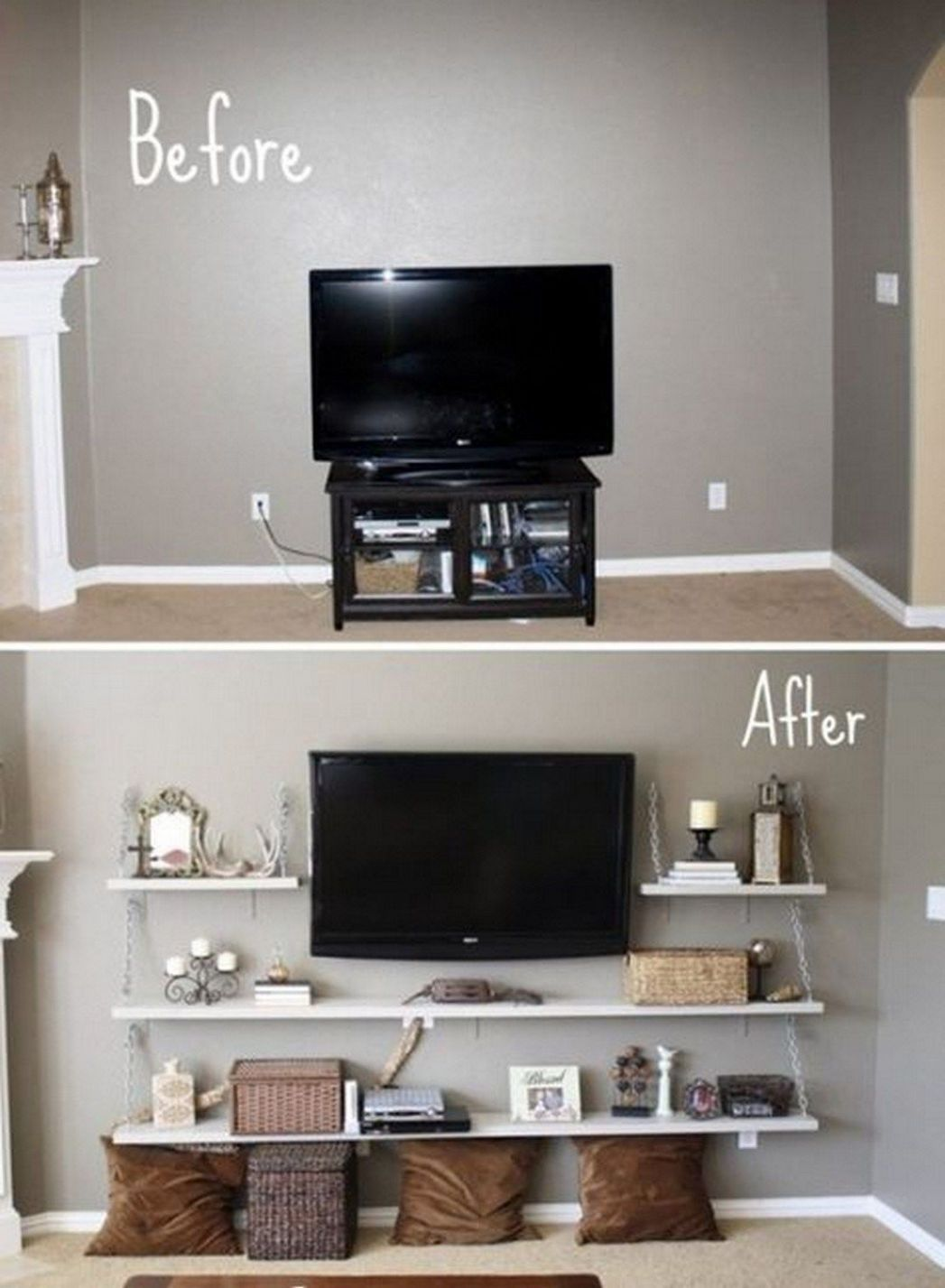 10 DIY Home Decor Ideas On A Budget You Must Try (10) | Home ..