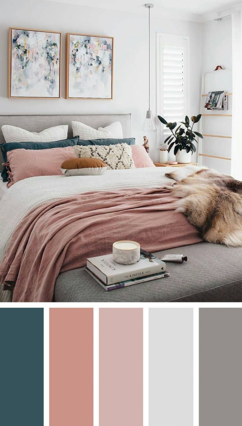 10 Gorgeous Bedroom Color Scheme Ideas to Create a Magazine-worthy ..