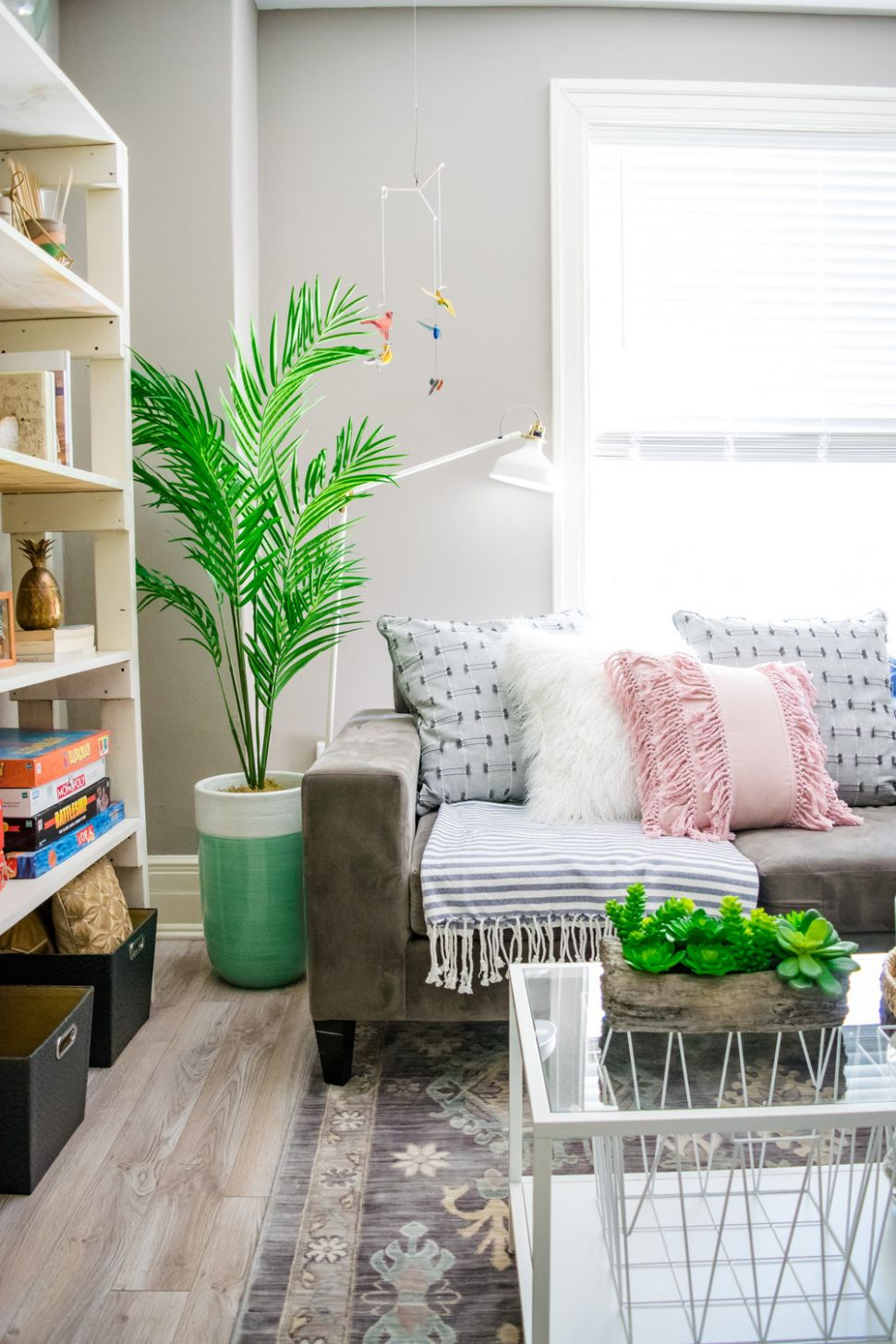 10-Hour Apartment Makeover Project | Before & After — Stevie ...