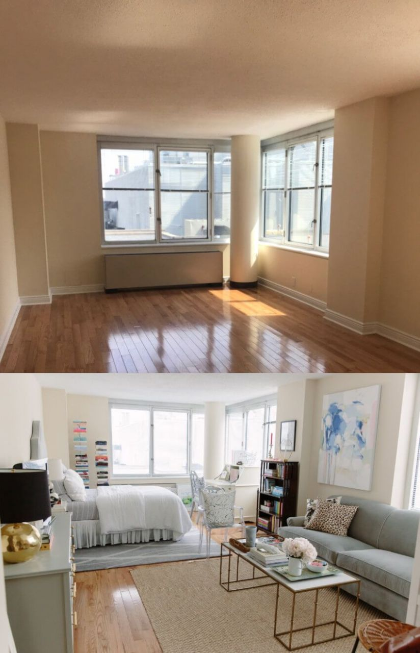 10 Incredible Before and After Studio Loft Transformations | Room ..