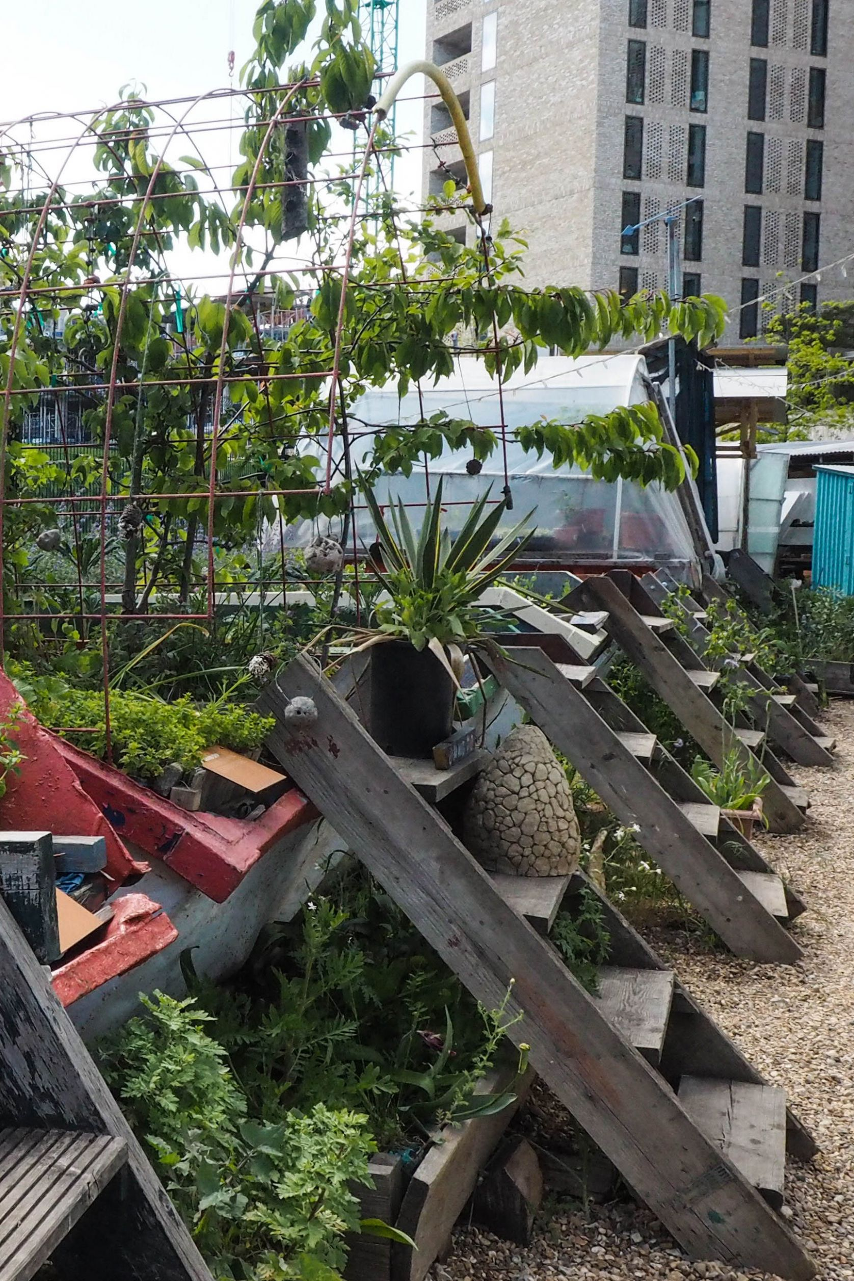 10 inspiring city garden ideas from London - The Middle-Sized ...