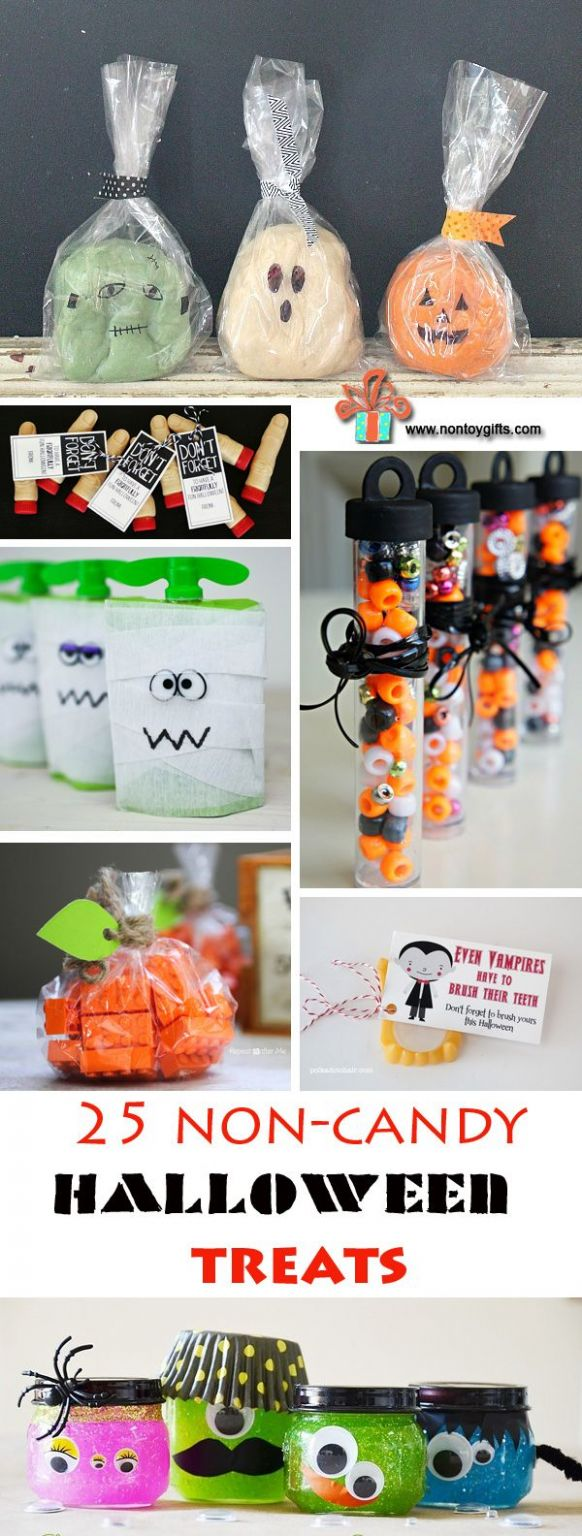 10+ Non-Candy Halloween Treats For Kids. Best Candy Alternative ...