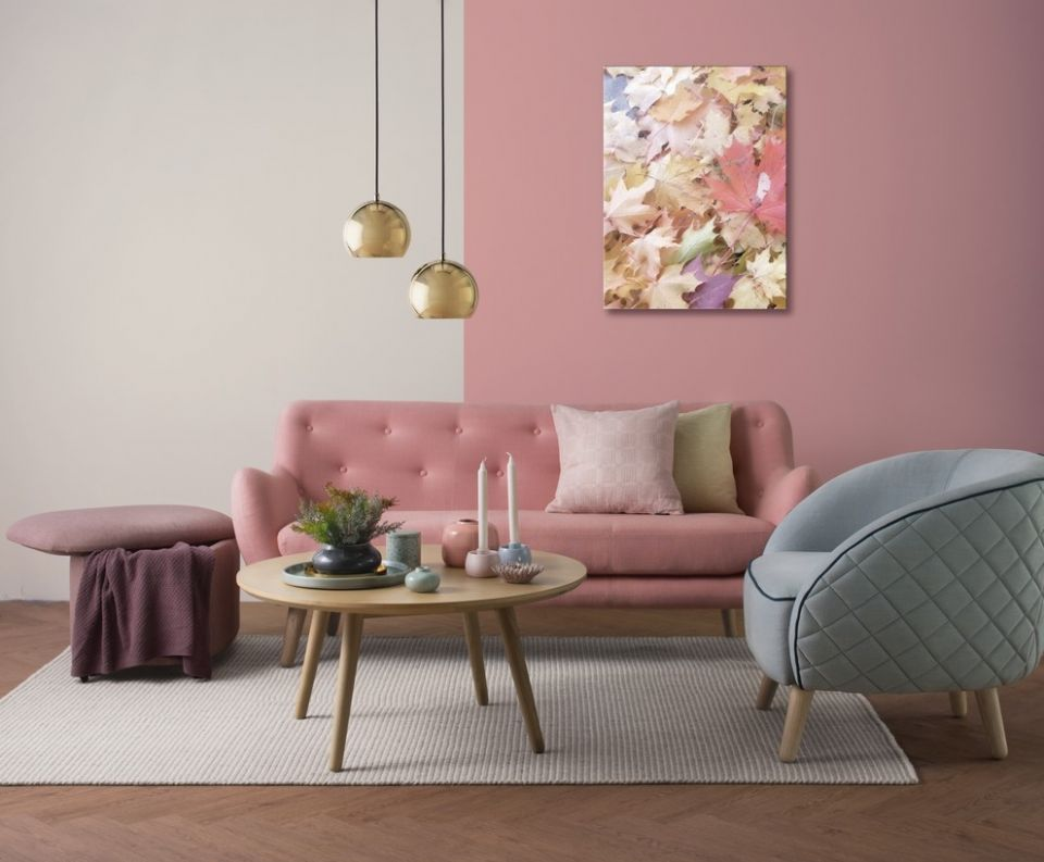 10 Pink Living Rooms With Tips, Ideas And Accessories To Help You ..