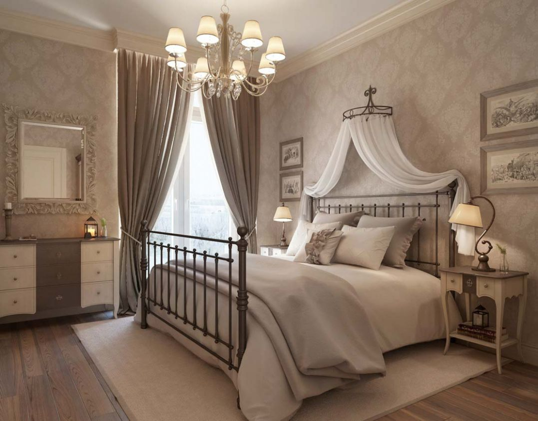 10 Traditional Bedroom Design For Your Home - bedroom ideas traditional