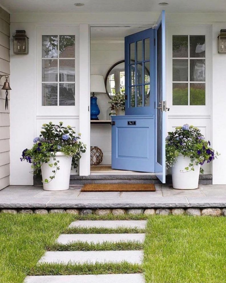 10 welcoming exterior entryway ideas for your home | Hauswand ..