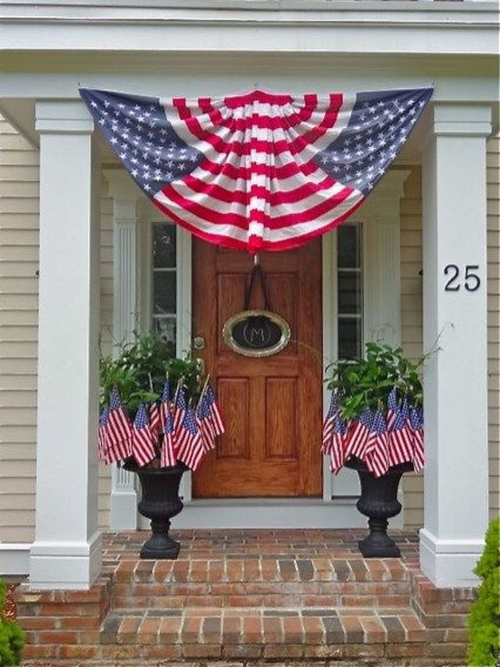 11+ Amazing 11th Of July Decoration Ideas For Front Porch | 11th of ..