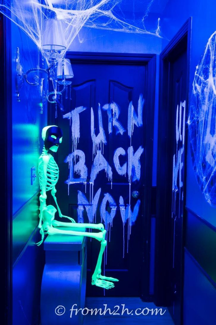 11 Awesome Glow In The Dark Party Ideas For Halloween | Halloween ..