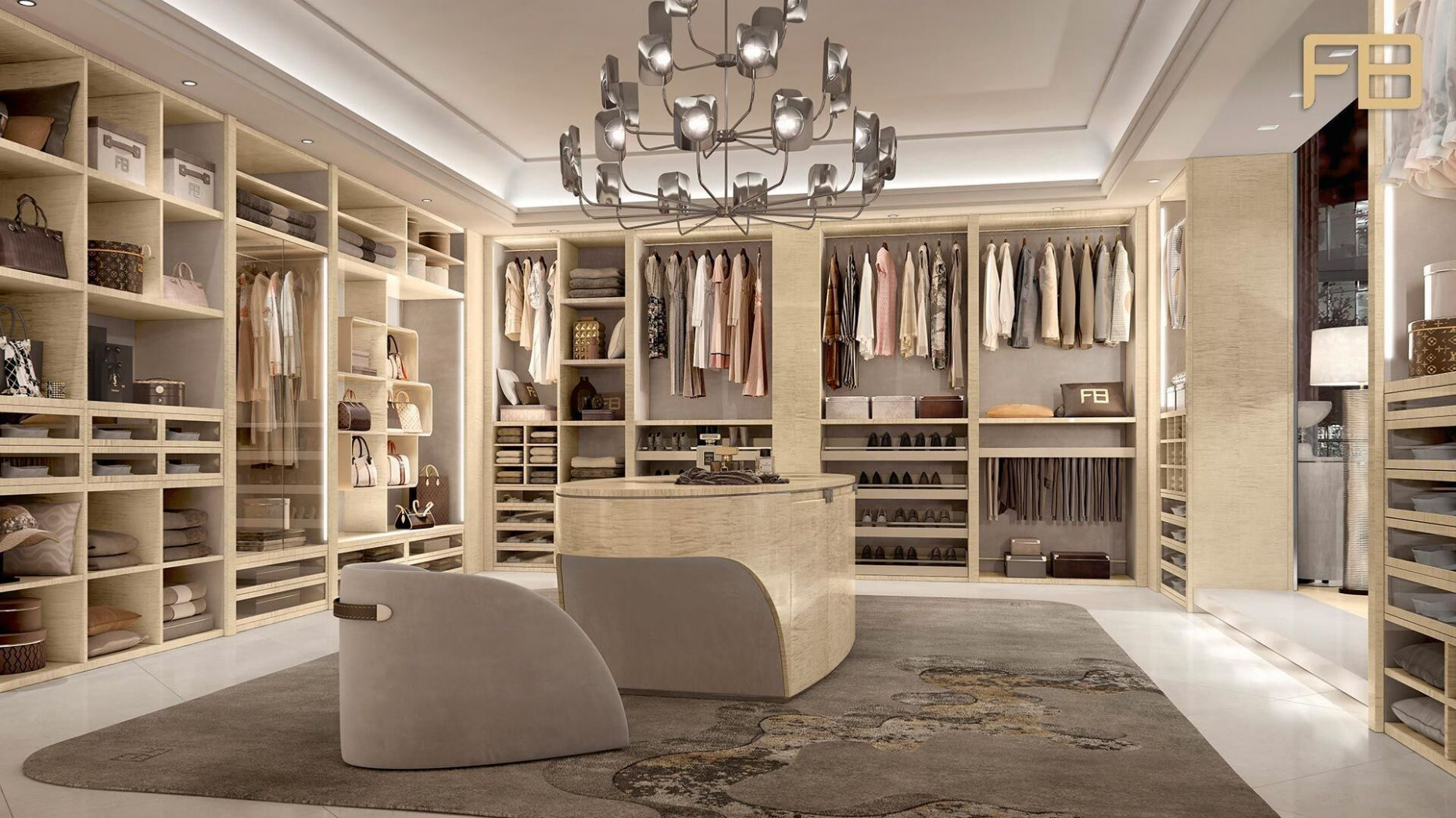 11 Best Walk in Closet Ideas and Picture Your Master Bedroom ..