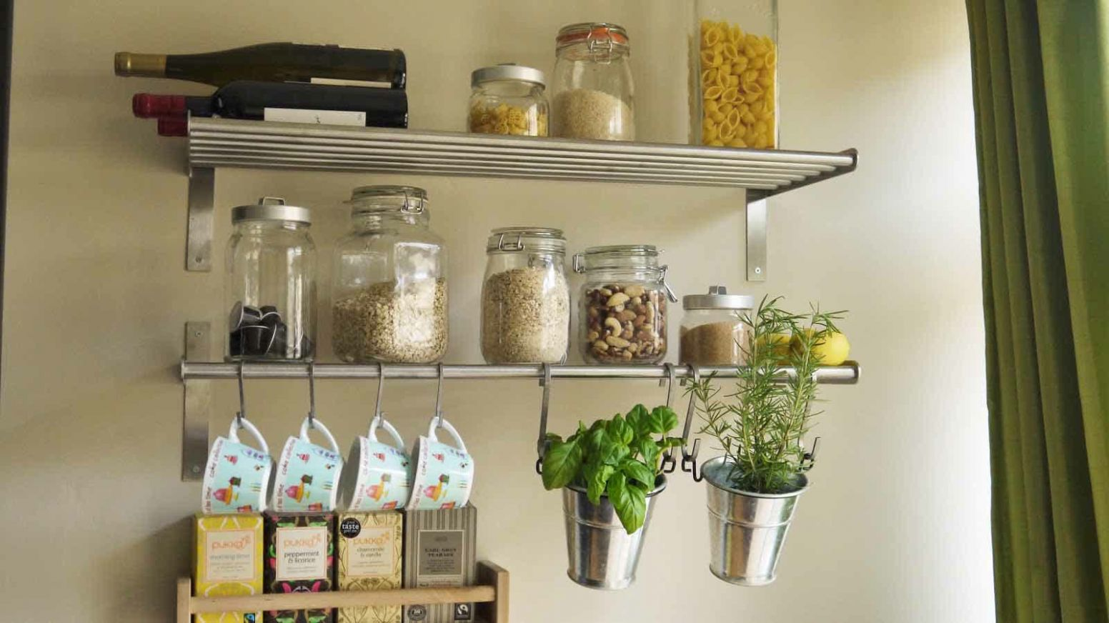 11 Clever And Easy Kitchen Organization Ideas You'll Love