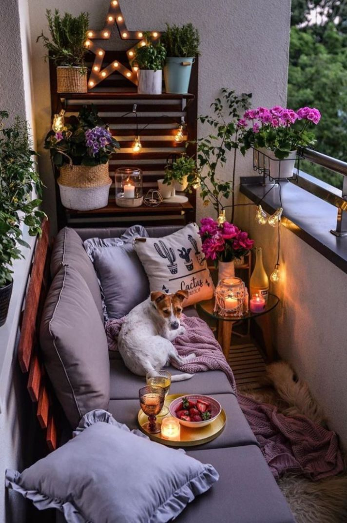 11 Cozy Balcony Ideas and Decor Inspiration 11 - Page 11 of 11 ..