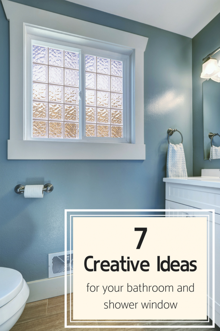 11 Creative High Privacy Bathroom Window Ideas (so you won't be ...