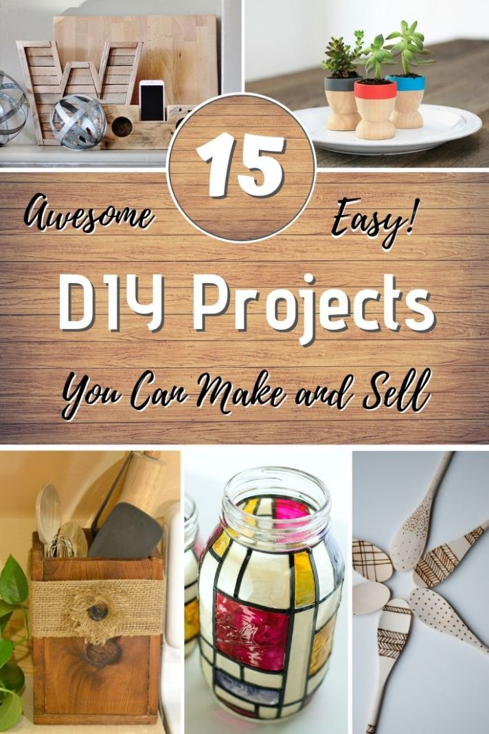 11 Easy DIY Craft Projects That You Can Make and Sell for Profit ...