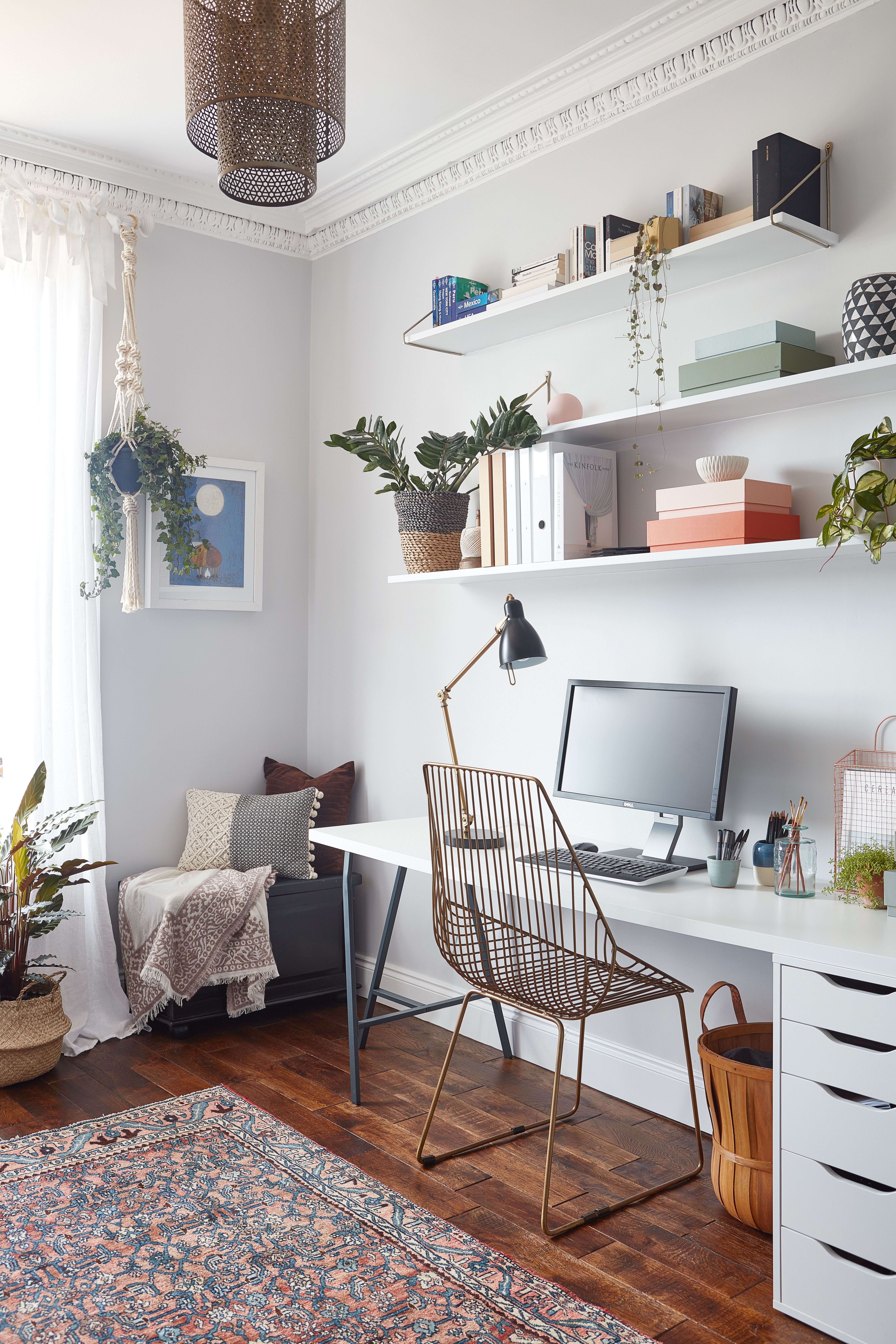 11 home office storage ideas | Ikea home office, Office interiors ...