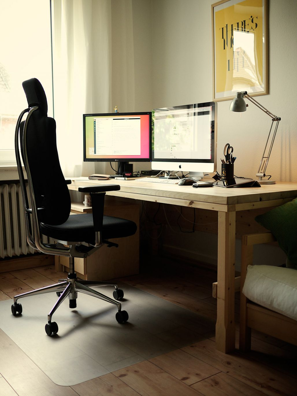 11 Minimal Home Office Design Ideas | Inspirationfeed