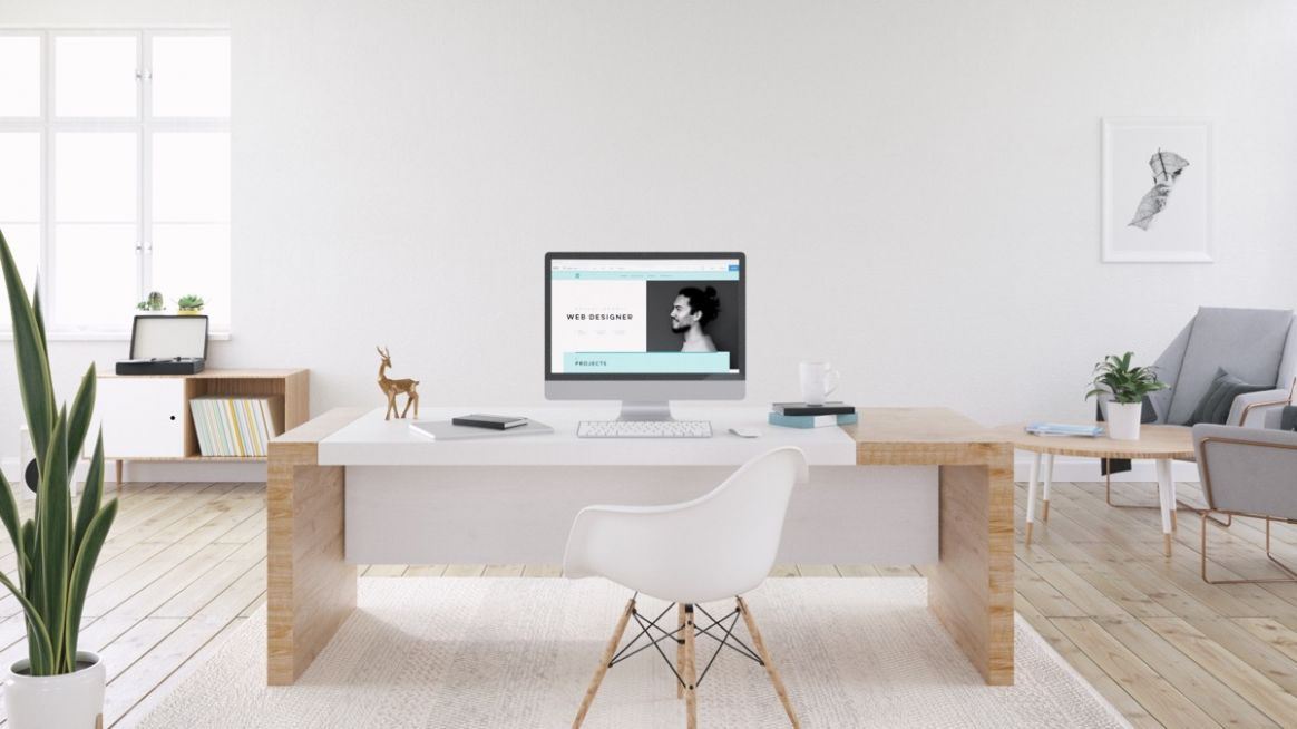 11 Minimalist Home Offices That Sport Simple But Stylish Workspaces