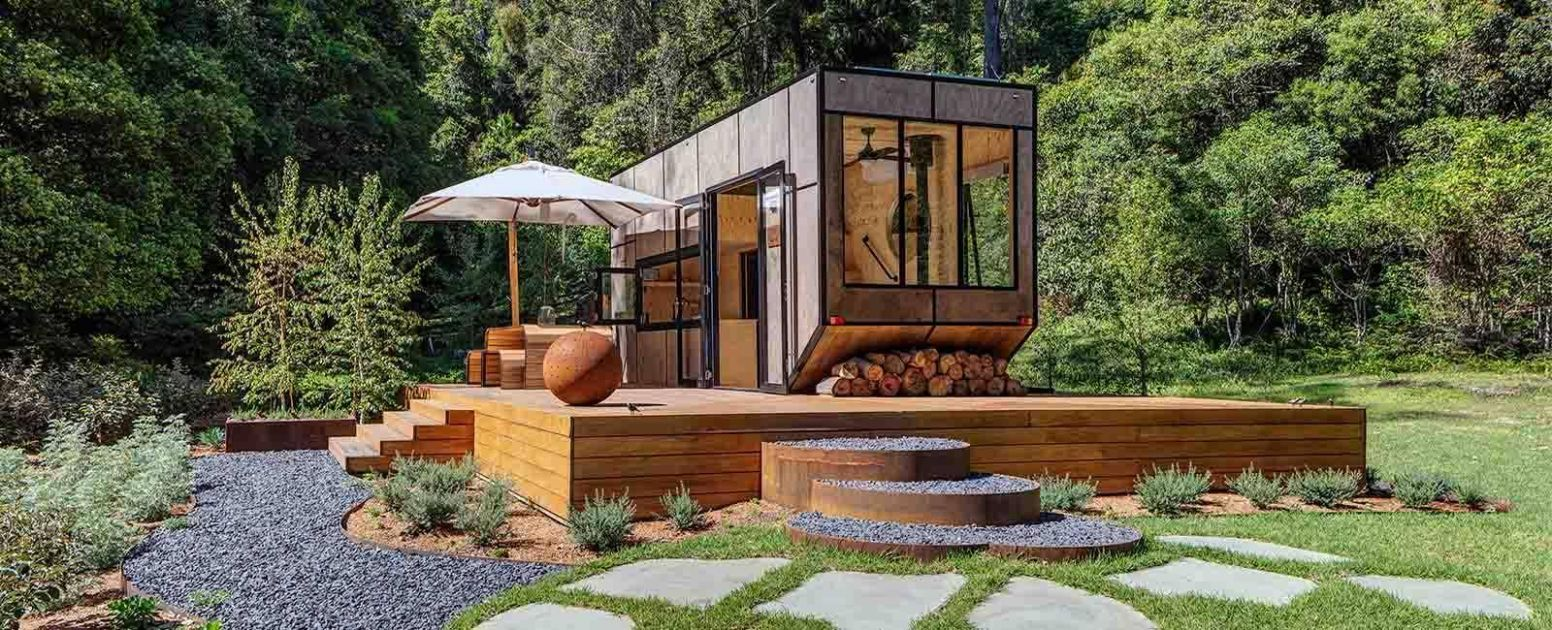 11 of the best tiny holiday houses in Australia - tiny house adelaide