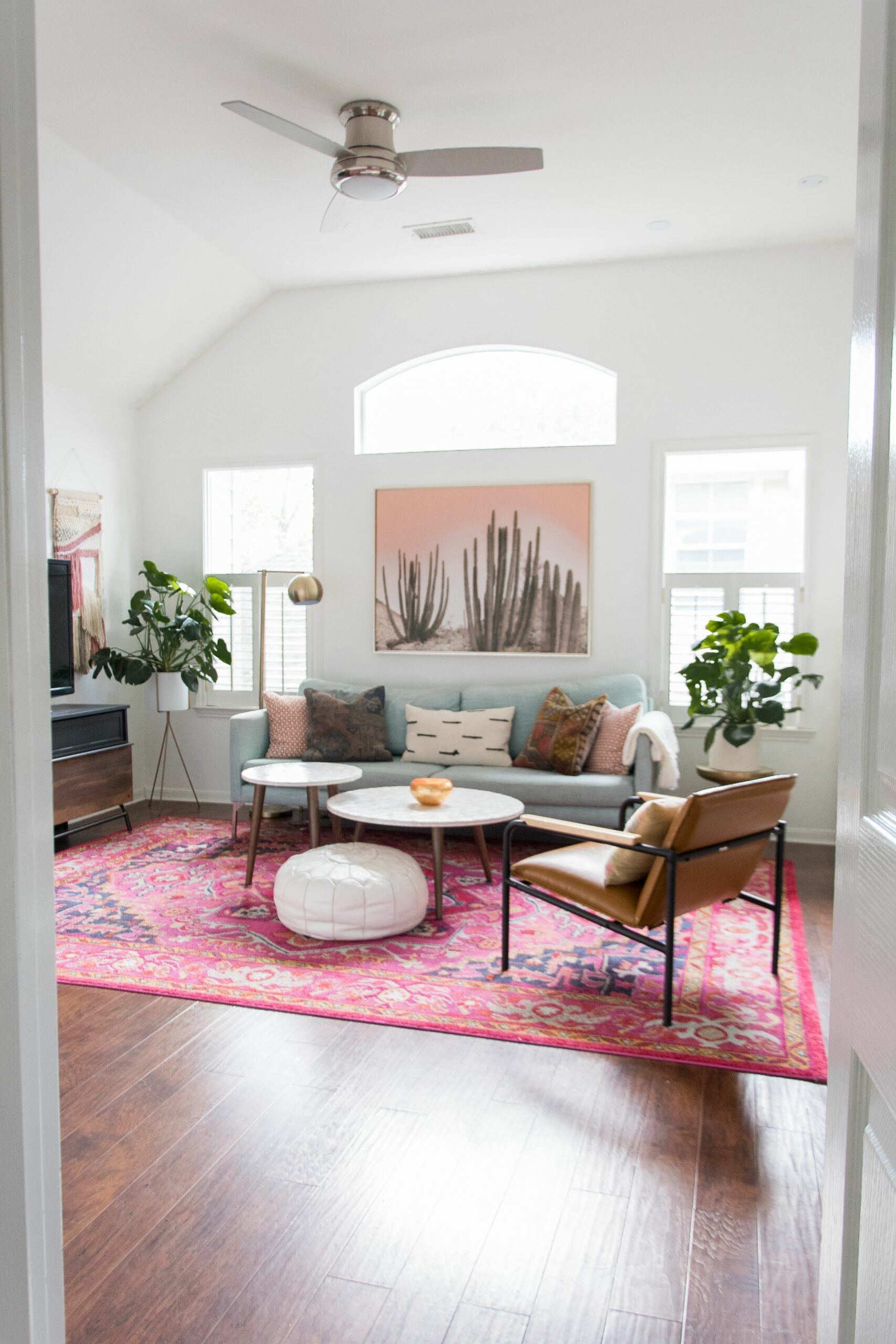 11 Small Living Room Decorating & Design Ideas - How to Decorate a ..