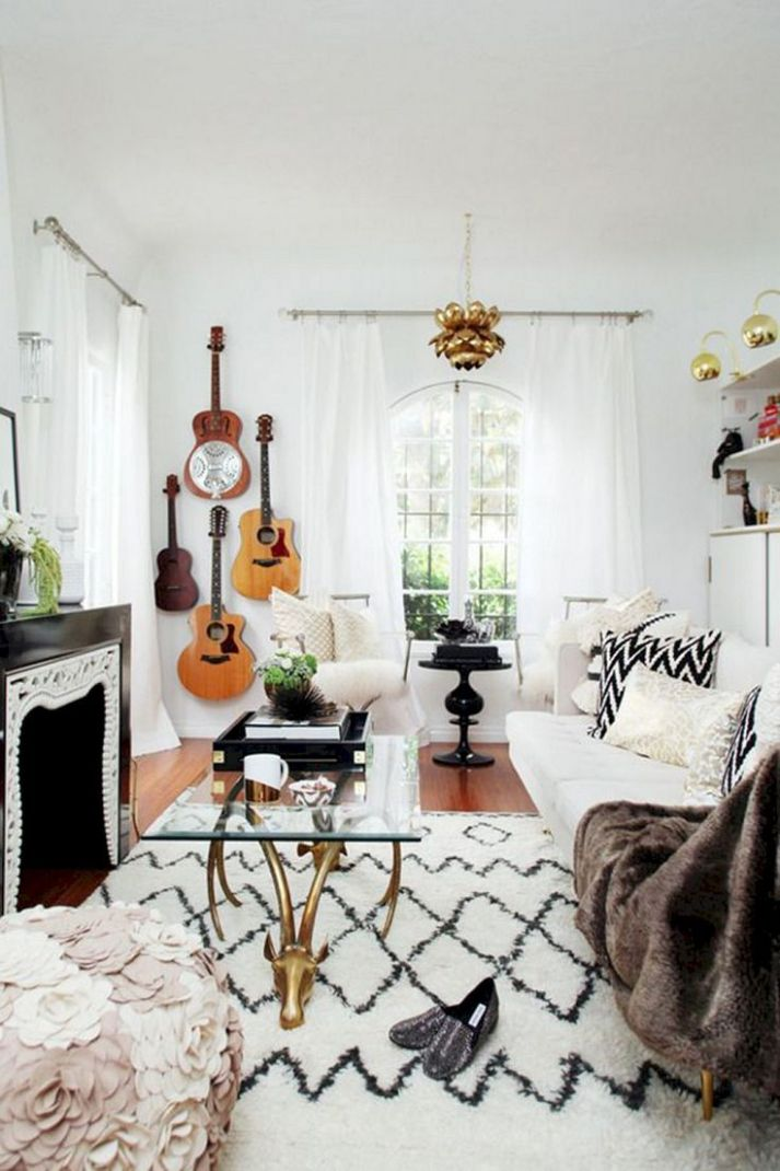 11 Stylist Boho Chic Home and Apartment Decor Ideas | Chic home ..