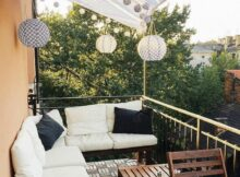 11 Ways to Make the Most of Your Tiny Apartment Balcony