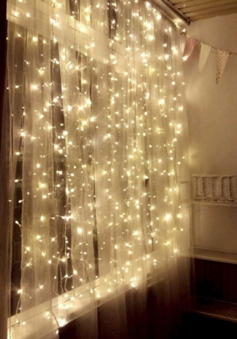 12+ amazing fairy lights bedroom ideas that we are loving 12 ...