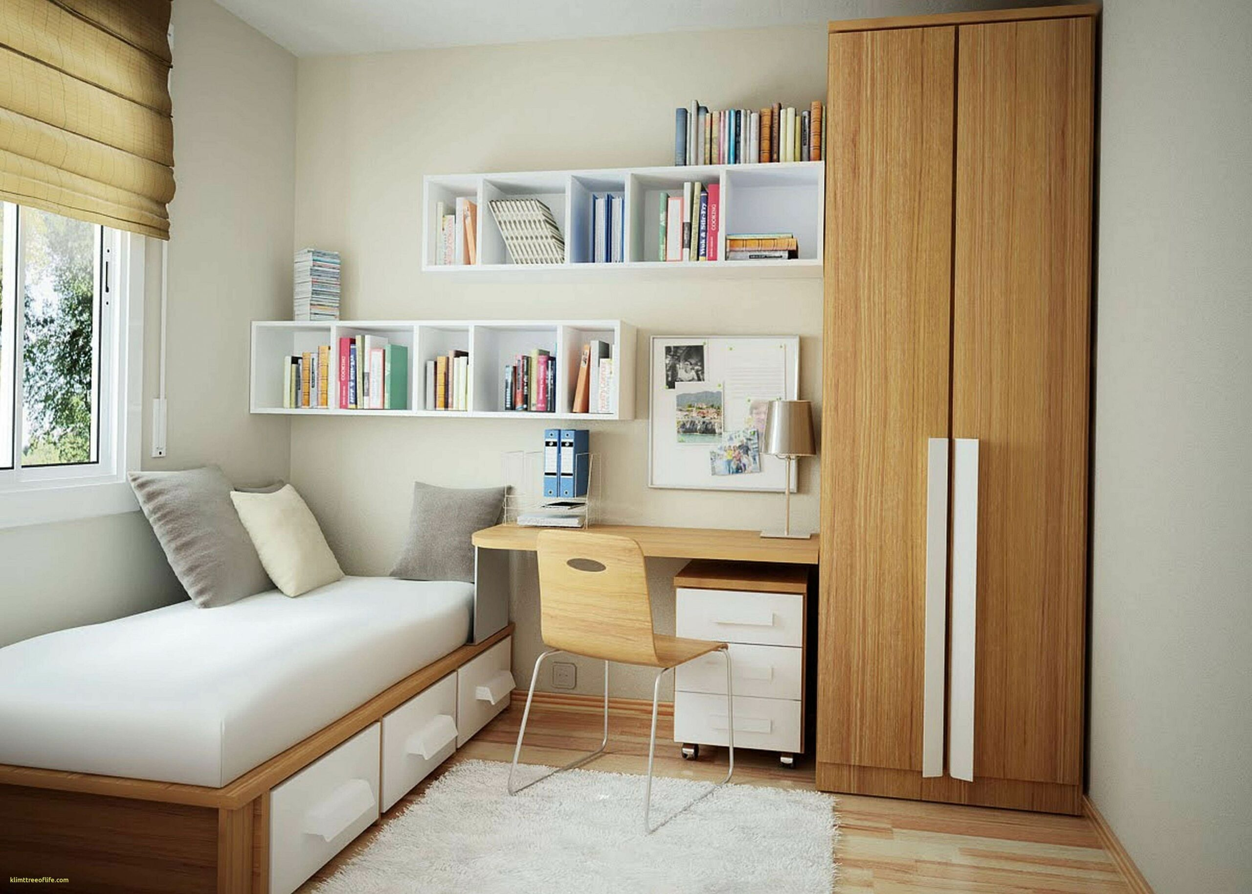 12 Beautiful Minimalist Bedroom Design Ideas For Small Spaces ...