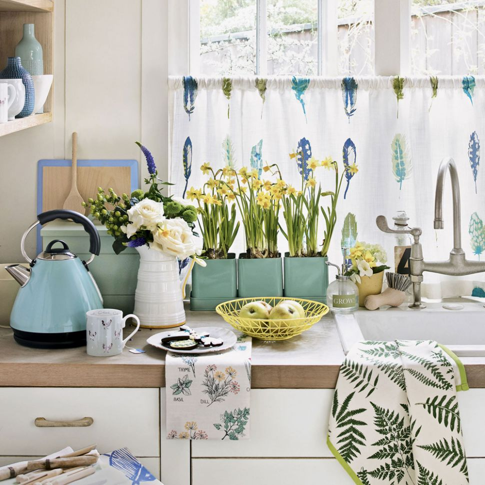 12 beautiful window dressing ideas