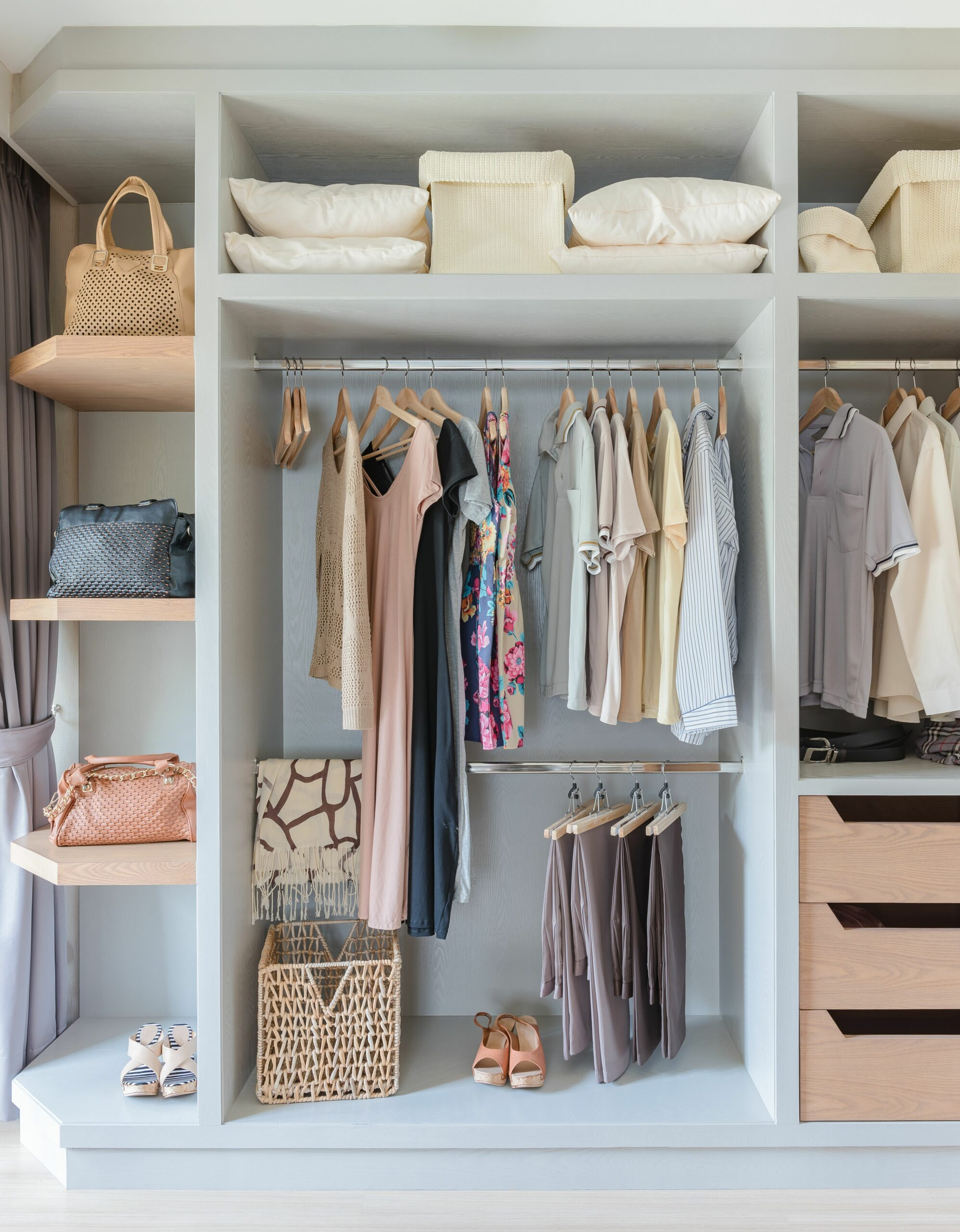 12 Best Closet Organization Ideas to Maximize Space and Style ...