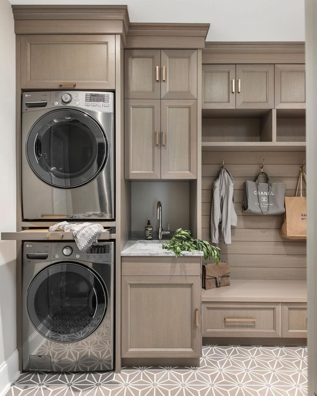12 Best Small Laundry Room Design Ideas | Laundry room layouts ..