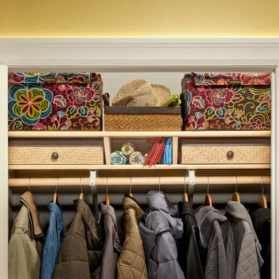 12 Cheap Closet Updates You Can DIY | The Family Handyman - closet ideas cheap