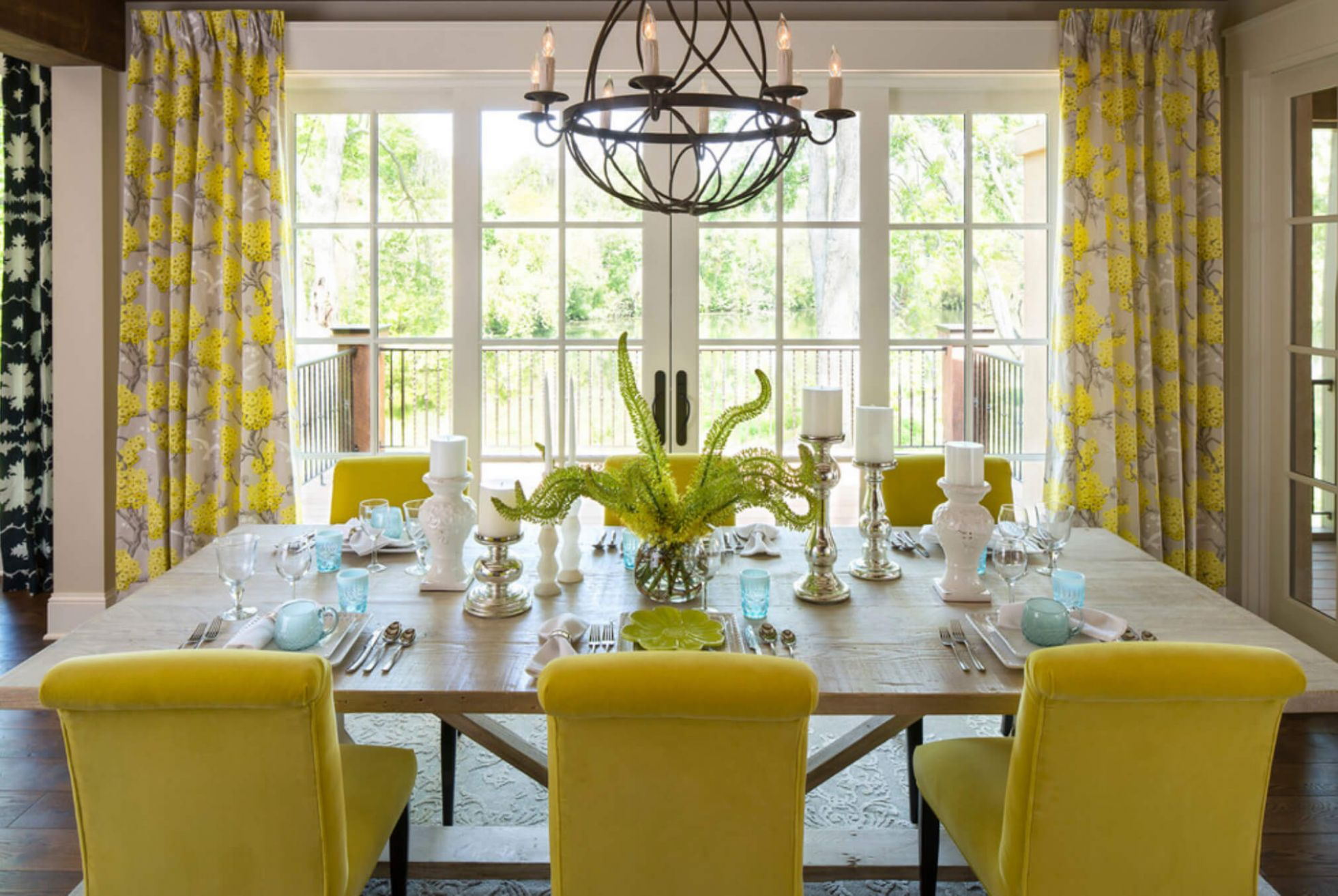 12 Creative Ideas for Dining Room Walls   Freshome