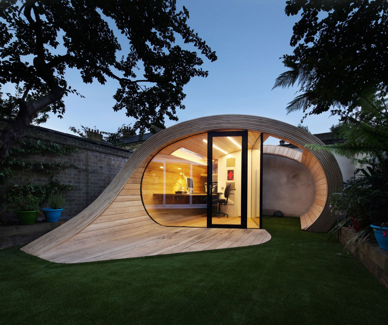 12 great summerhouse ideas to inspire you - A Room in the Garden - house and garden inspiration