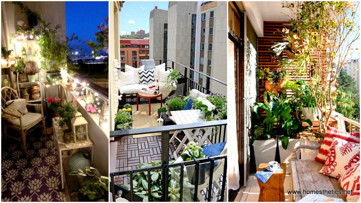 12 Mindblowingly Beautiful Balcony Decorating Ideas to Start Right ...