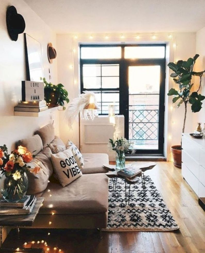 12 Modern Bohemian Living Room Ideas for Small Apartment | Home ..