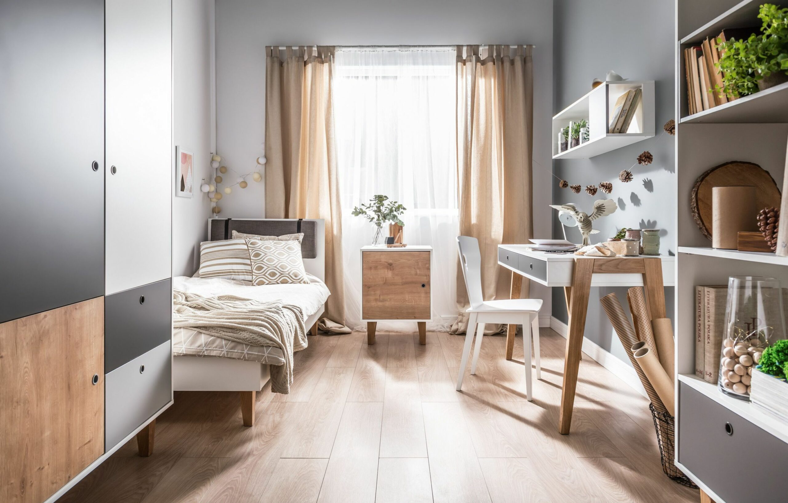 12 Small Bedroom Ideas To Fall In Love With – Small Bedroom ...