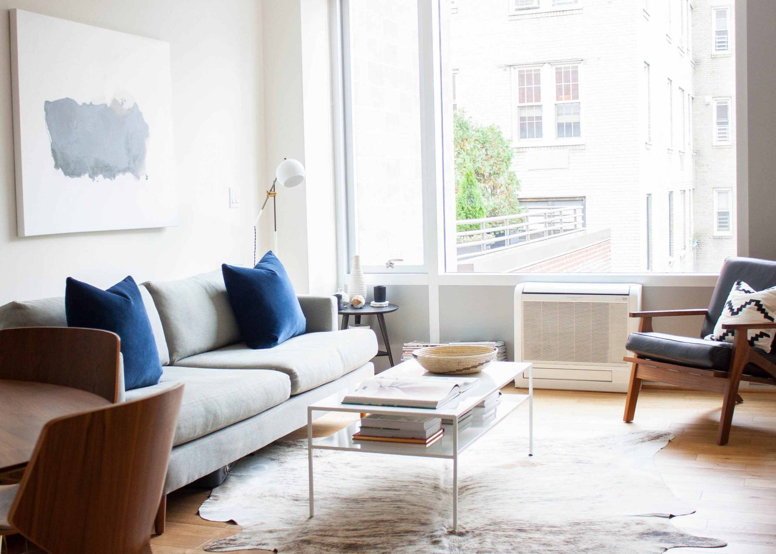 12 Small Living Room Decorating & Design Ideas - How to Decorate a ...