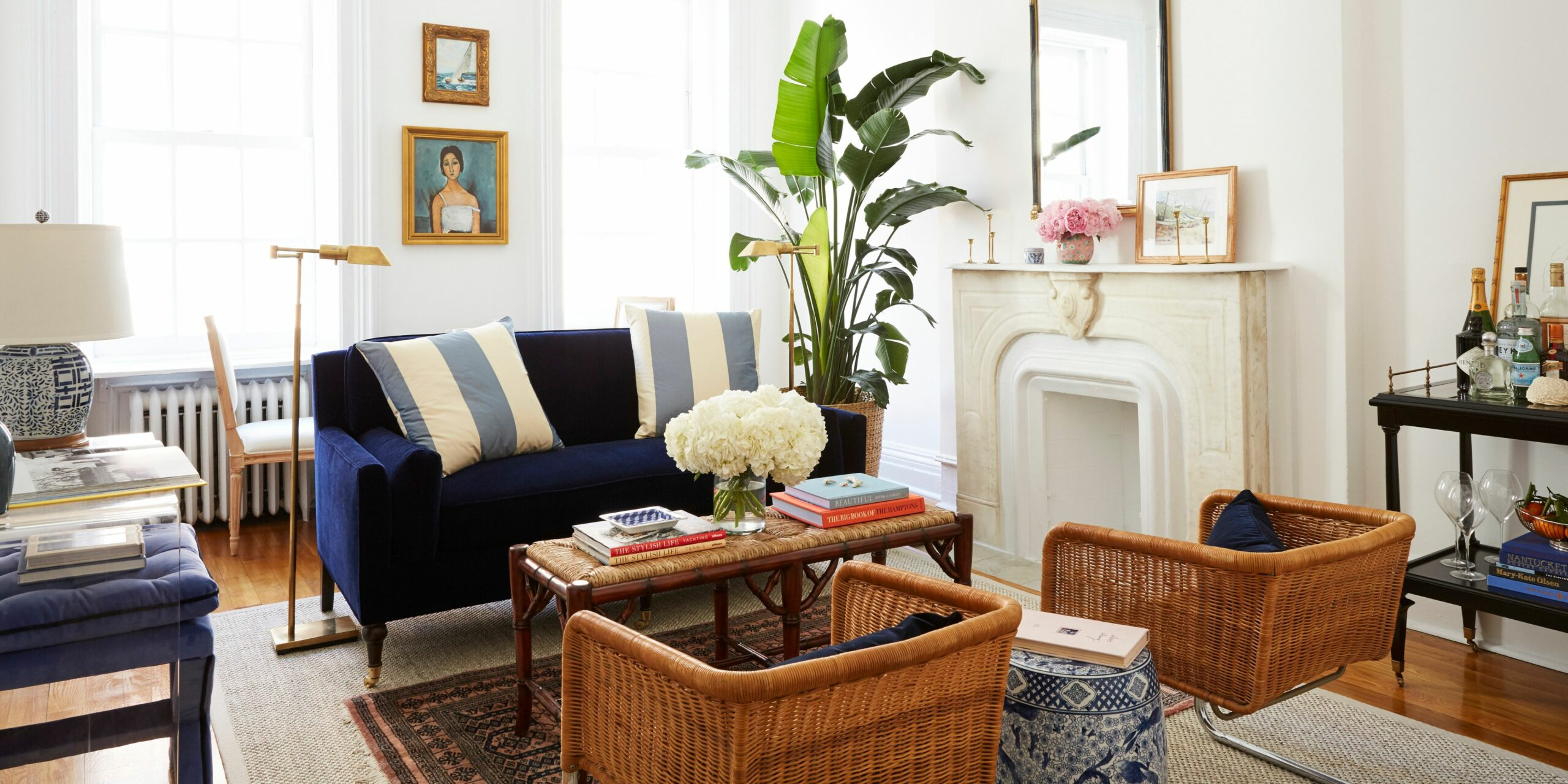 12 Small Living Room Ideas That Will Maximize Your Space ...
