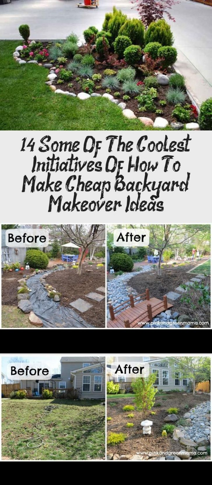 12 Some Of The Coolest Initiatives Of How To Make Cheap Backyard ...
