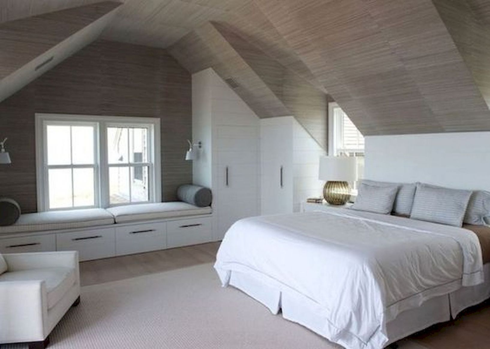 8 Awesome Attic Bedroom Design and Decorating Ideas - house8
