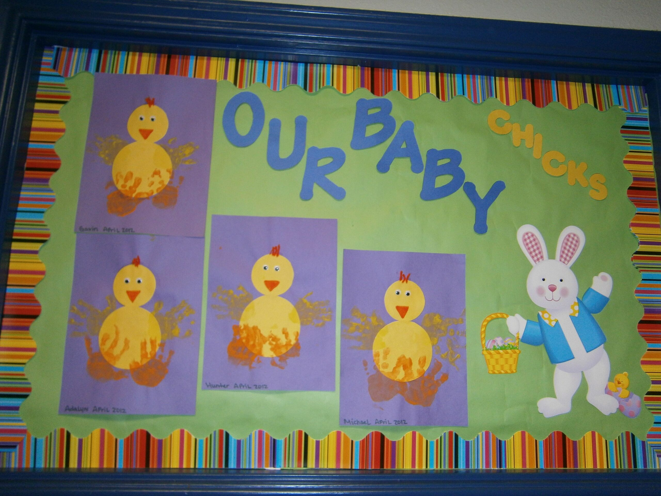 8 Awesome Baby Room Display Ideas | Baby room display boards ...