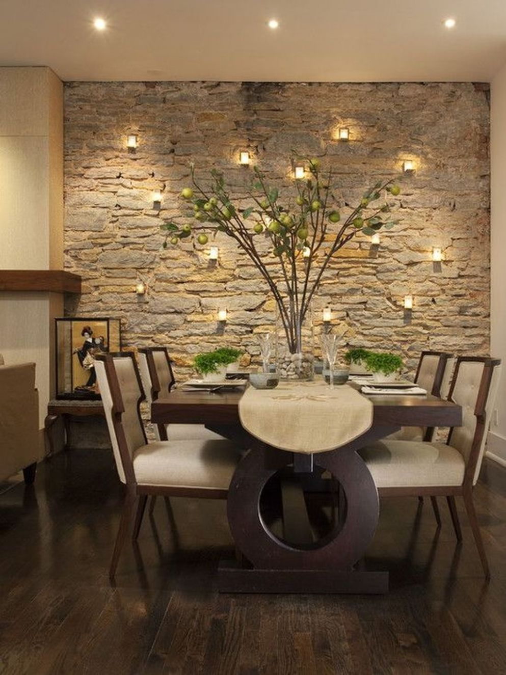 8 Best Dining Room Tiles Ideas | Dining room accents, Dining room ...